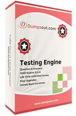 dumpsout COBIT5 testing engine package